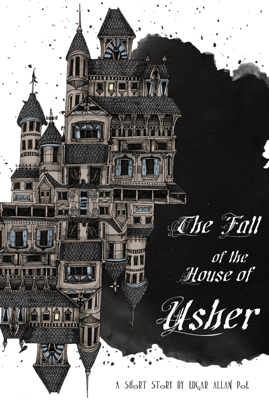 allusion in symbolism and allegory as brought out in edgar allan poes fall of the house of usher The parts of edgar allan poe's excerpt the fall of the house of usher that bring out gloomy and oppressive mood would be the part the narrator found out that usher got a mental illness usher begged his friend to come and see what's wrong with him hope this helps.